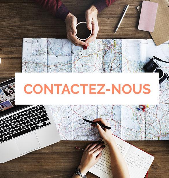 Contactez-nous Bleu Voyages
