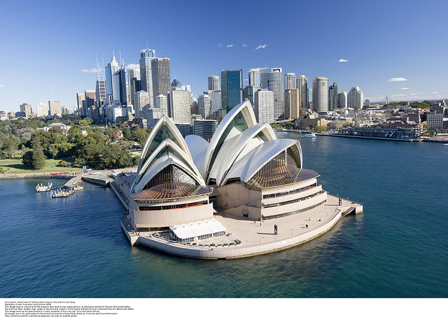 Opéra Housse - New South Wales