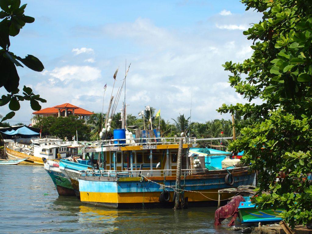 Négombo, Sri-Lanka