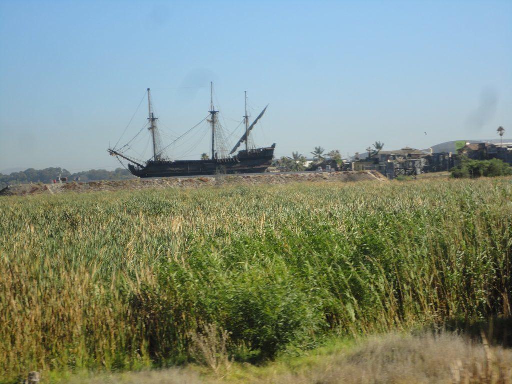 Caravelle pirate des Caraïbes