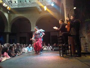 spctacle flamenco