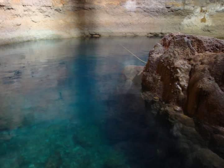 cenote intérieur