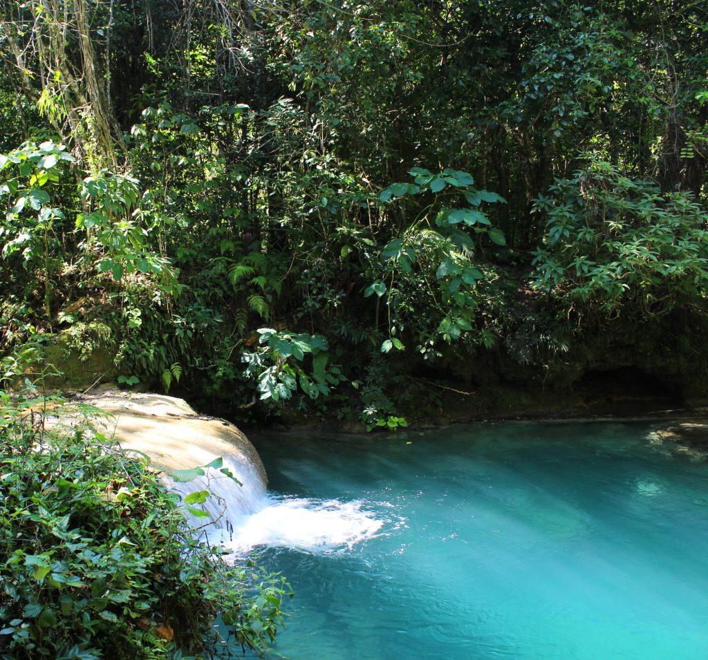 Cascade El Nicho Cuba