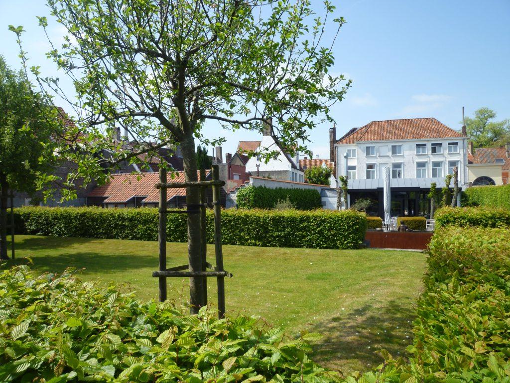 Hôtel Montanus Bruges