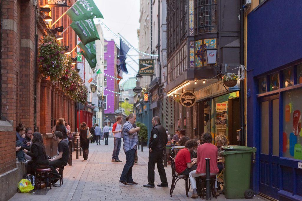 rencontres Dublin nuits