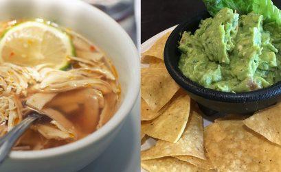 Recettes-mexicaines-poulet-guacamole