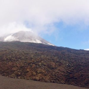 L'Etna volcan