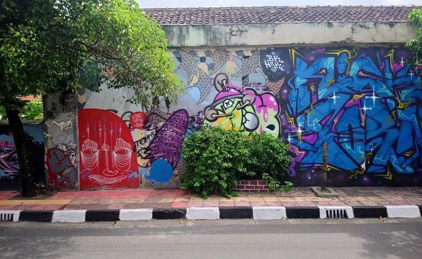 Street Art - Yogya