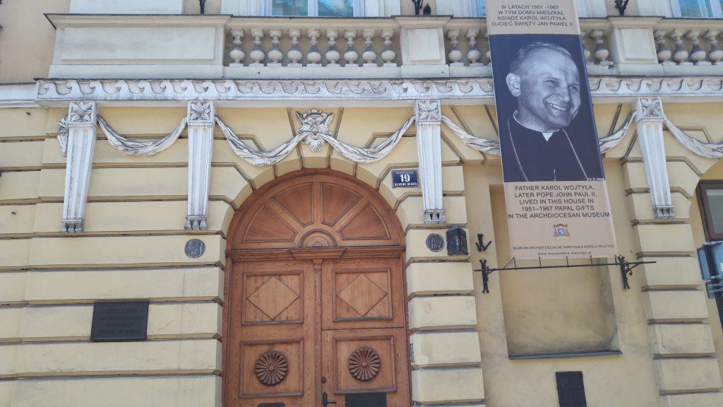 Maison pape Jean-Paul 2