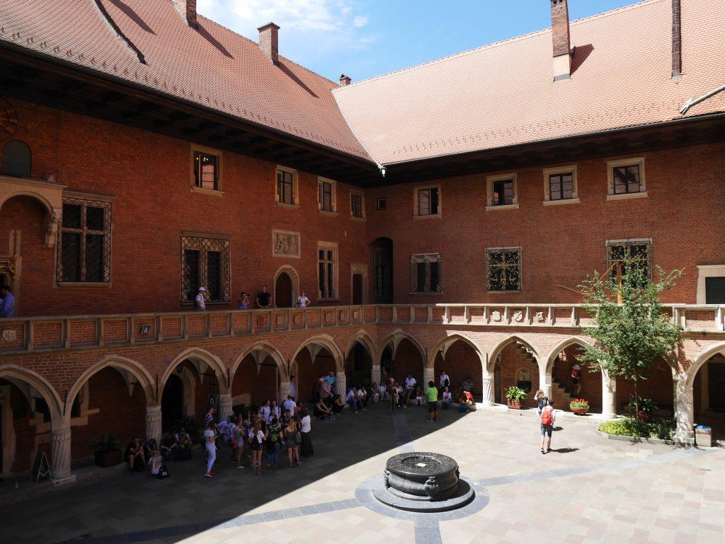 université cracovie