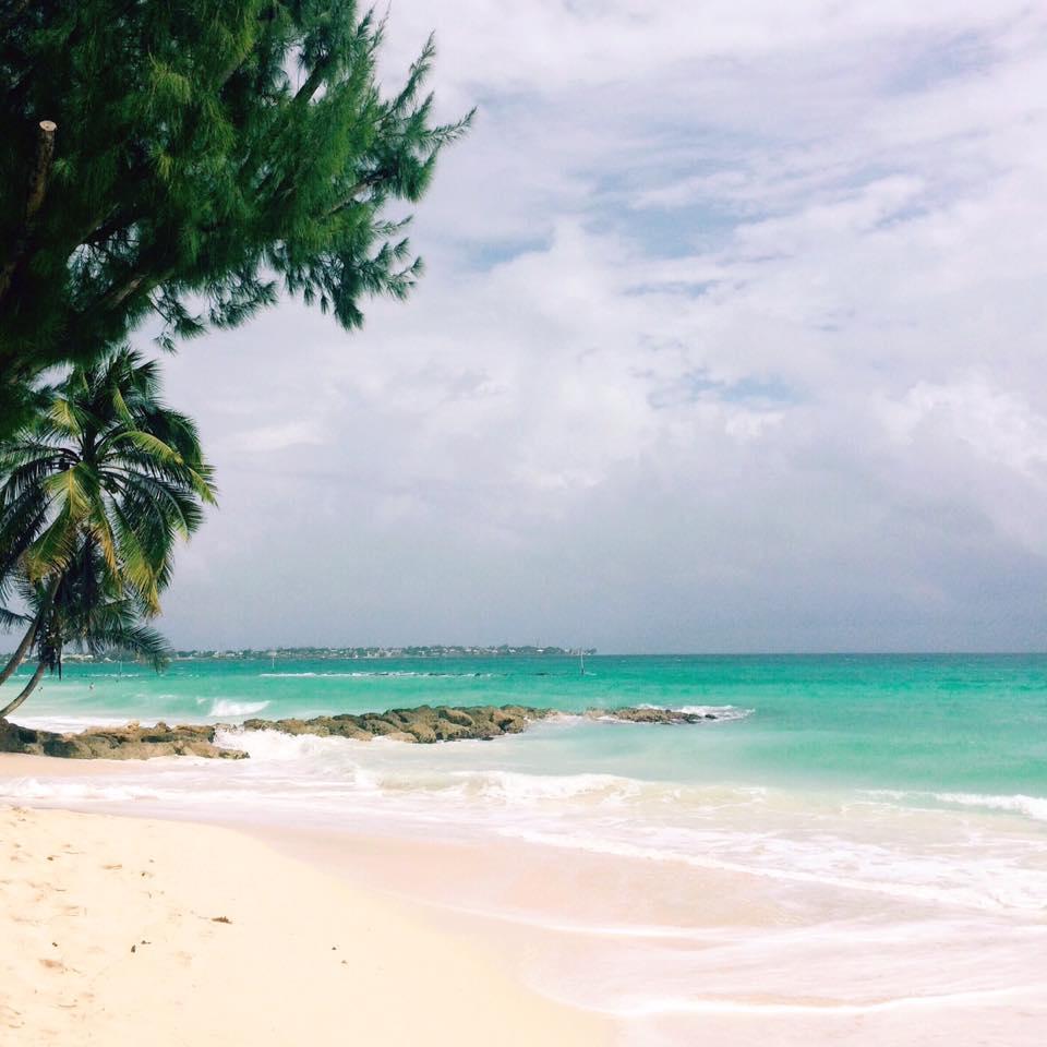 Plage de Barbade