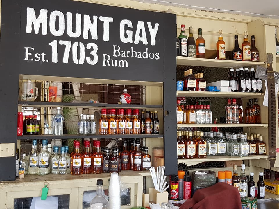 Mount Gay Distillerie