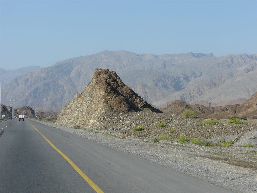 sur les routes d'Oman