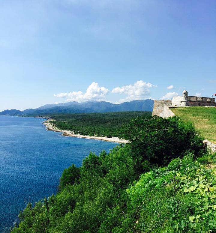 Cuba forteresse del morro