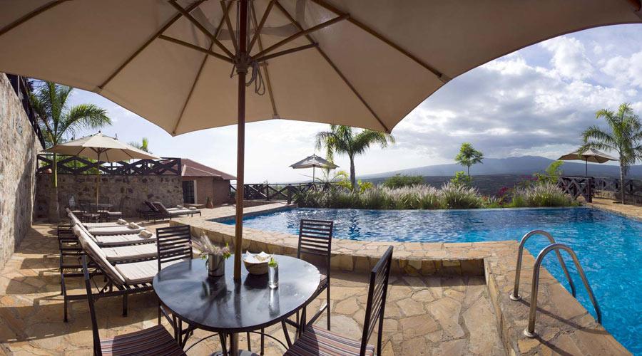 Bashay Rift Lodge tanzanie