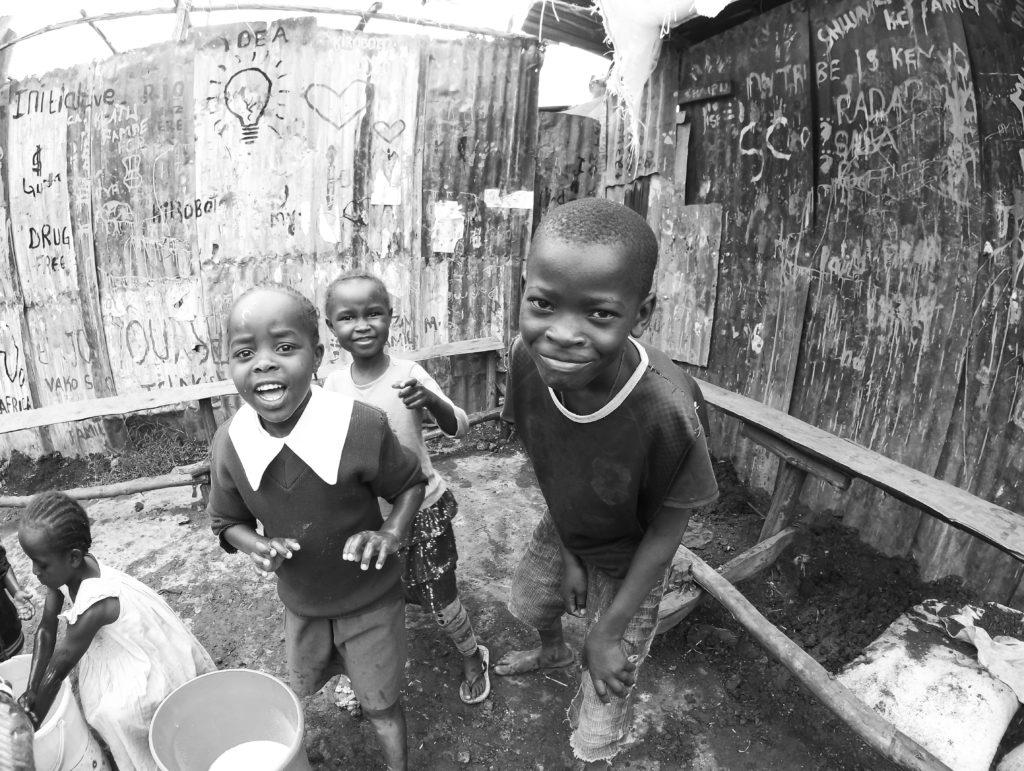 Soweto Slum Nairobi
