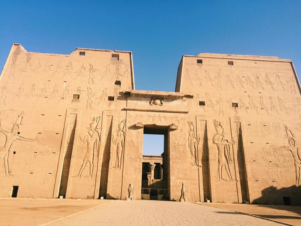 Temple de Philaé en Égypte