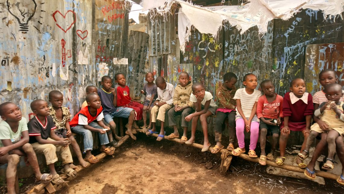 Soweto Slum, Kenya Nairobi