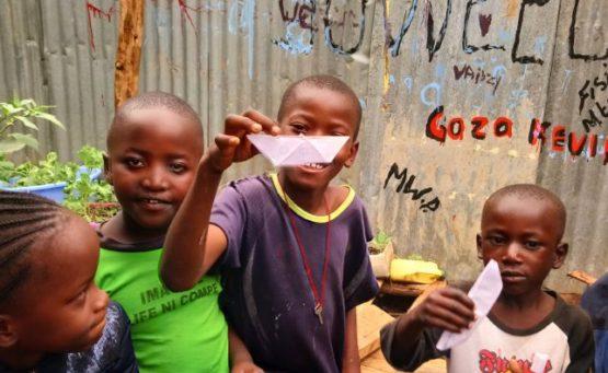 Origami à soweto