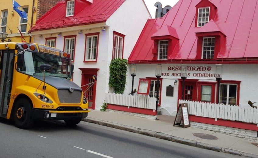 Québec rues