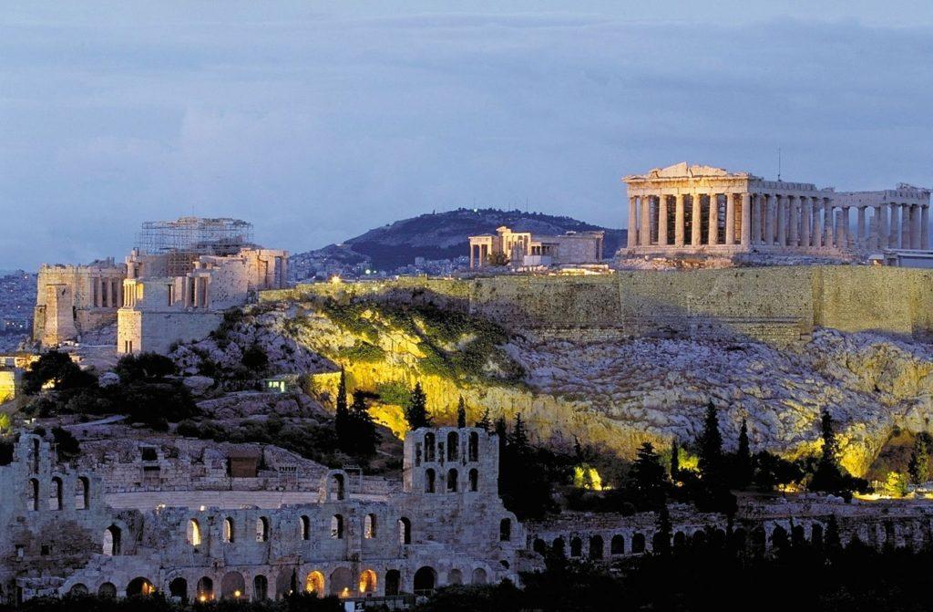 Vieux Athènes