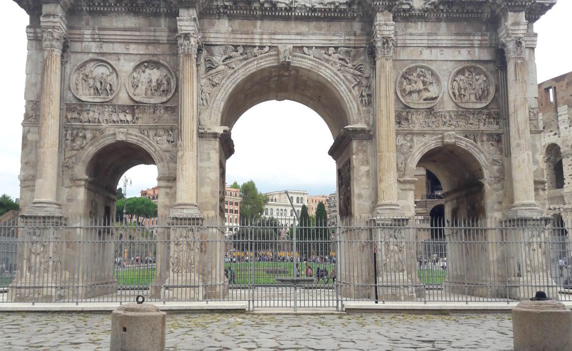 Arc de Triomphe Rome