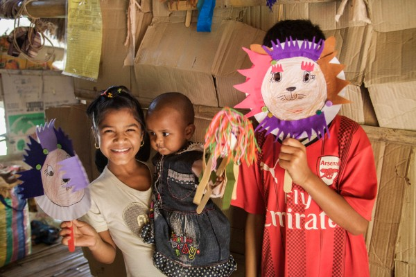 programme Handicap International au Myanmar
