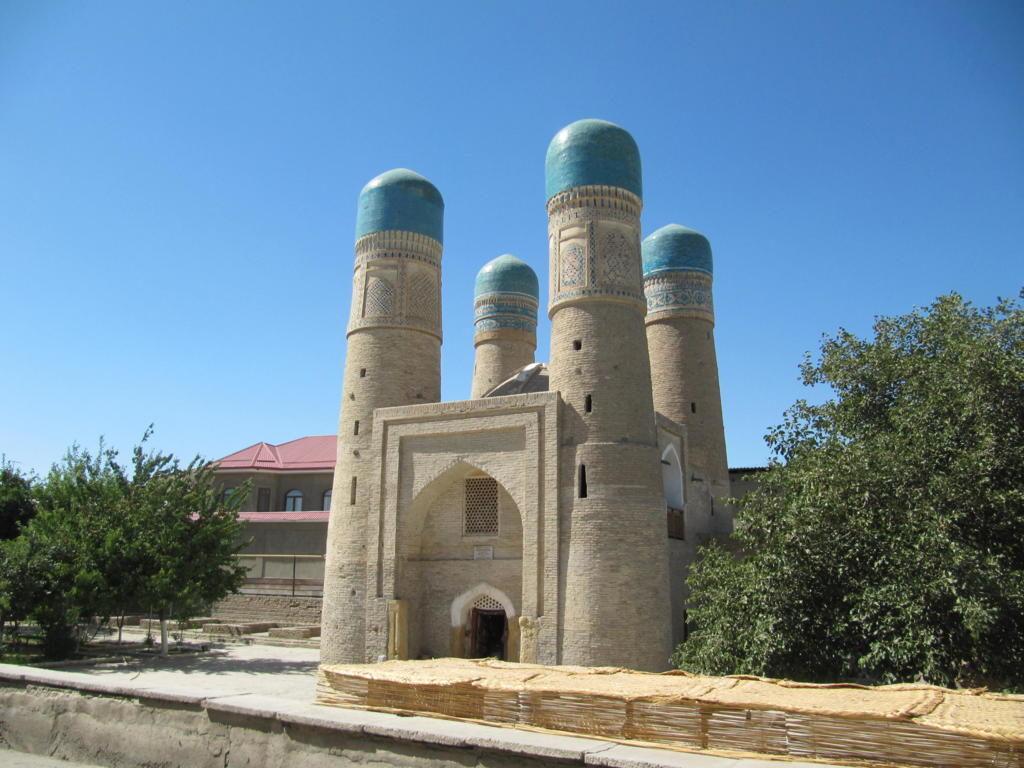 Ville de Boukhara