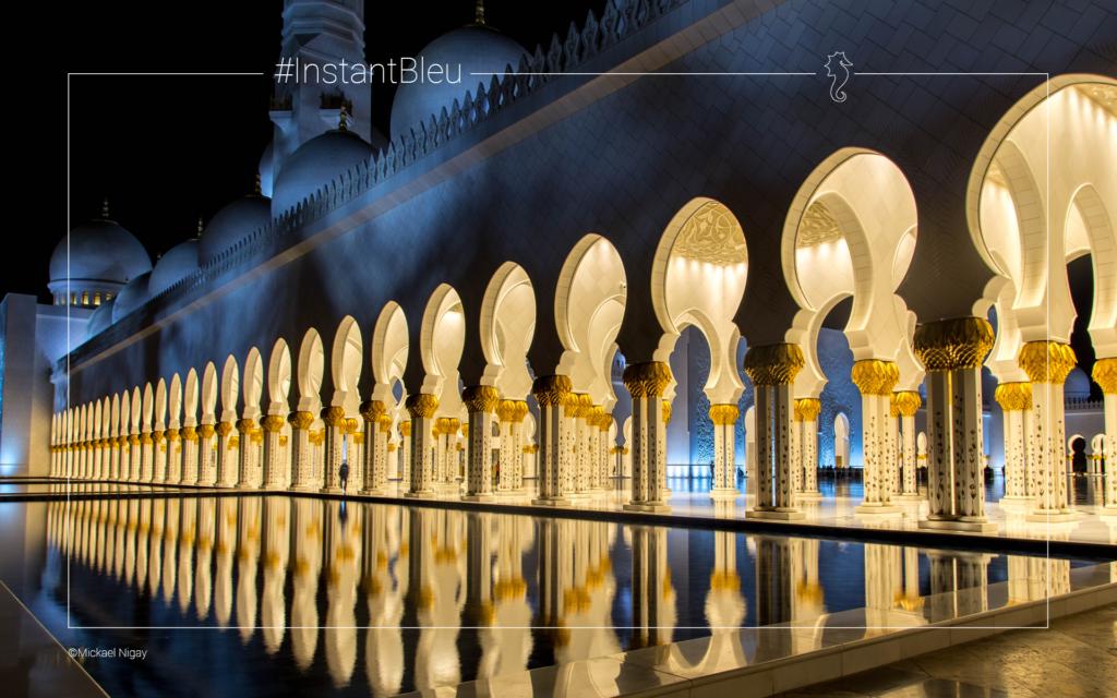 la grande Mosquée Cheikh Zayed - fonds d'écran