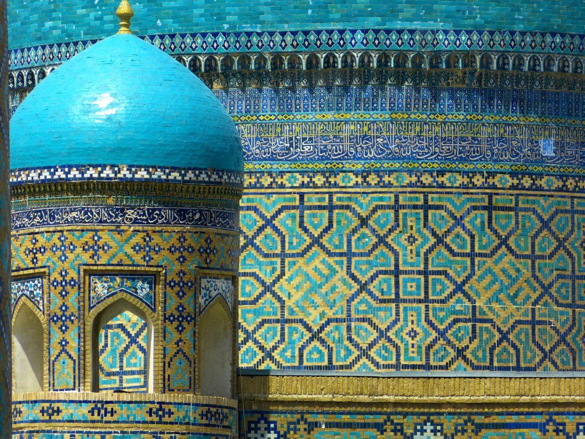 samarkand-ouzbékistan