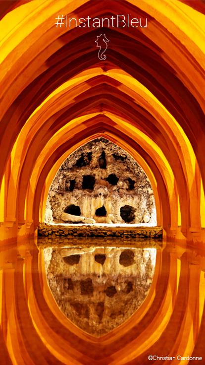 Monument arche alcazar - fonds d'écran