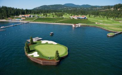 coeur d'alene golf island
