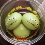 Gateau Toy story mangé à Tokio