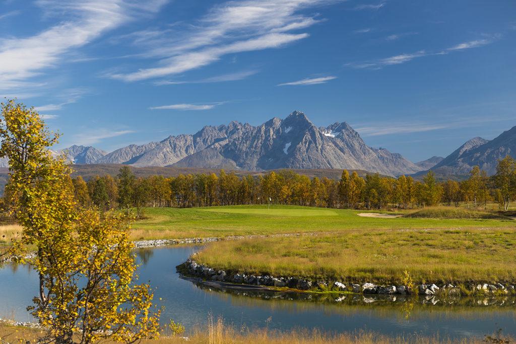 tromso golf