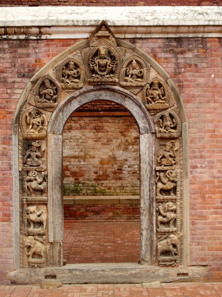 Népal, cité ancienne de Patan