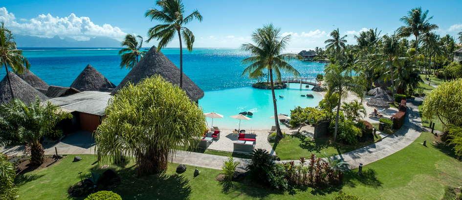 polynesie-tahiti-intercontinental beachcomber-polynésie