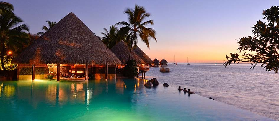 tahiti-intercontinental beachcomber-polynésie