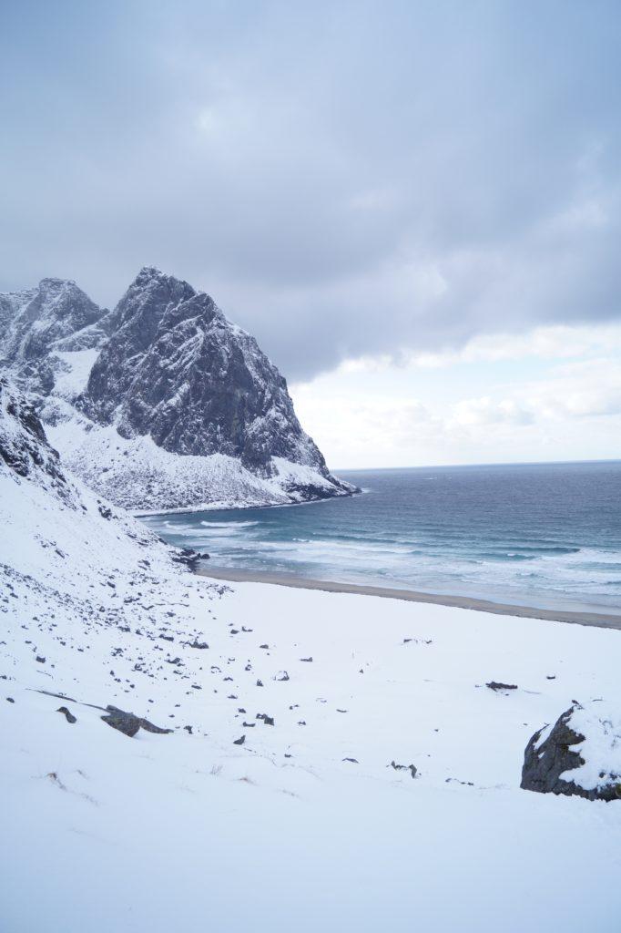 Norvege l'hiver