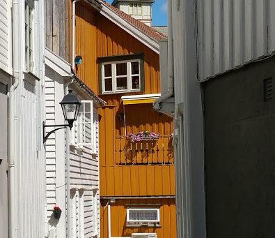 Oslo maison typique
