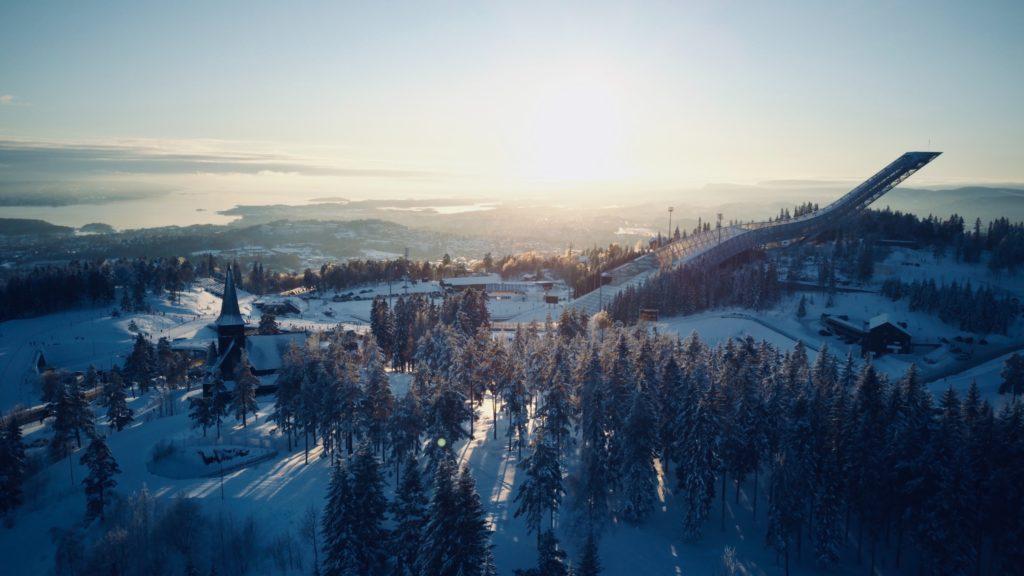 tremplin Oslo