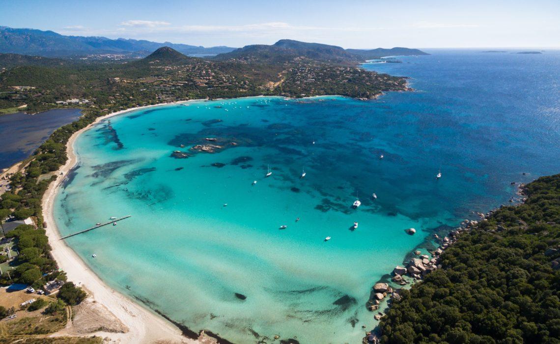 Golfe de Santa-Giulia - Corse