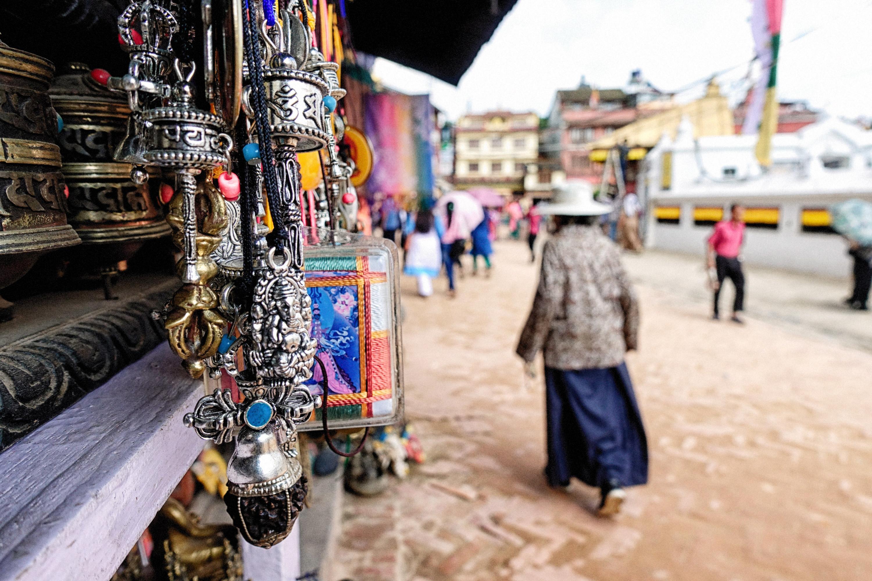 Nepal, Katmandou -