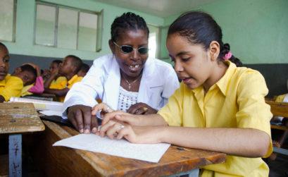 Projet Éthiopie - Handicap International & Bleu Voyages
