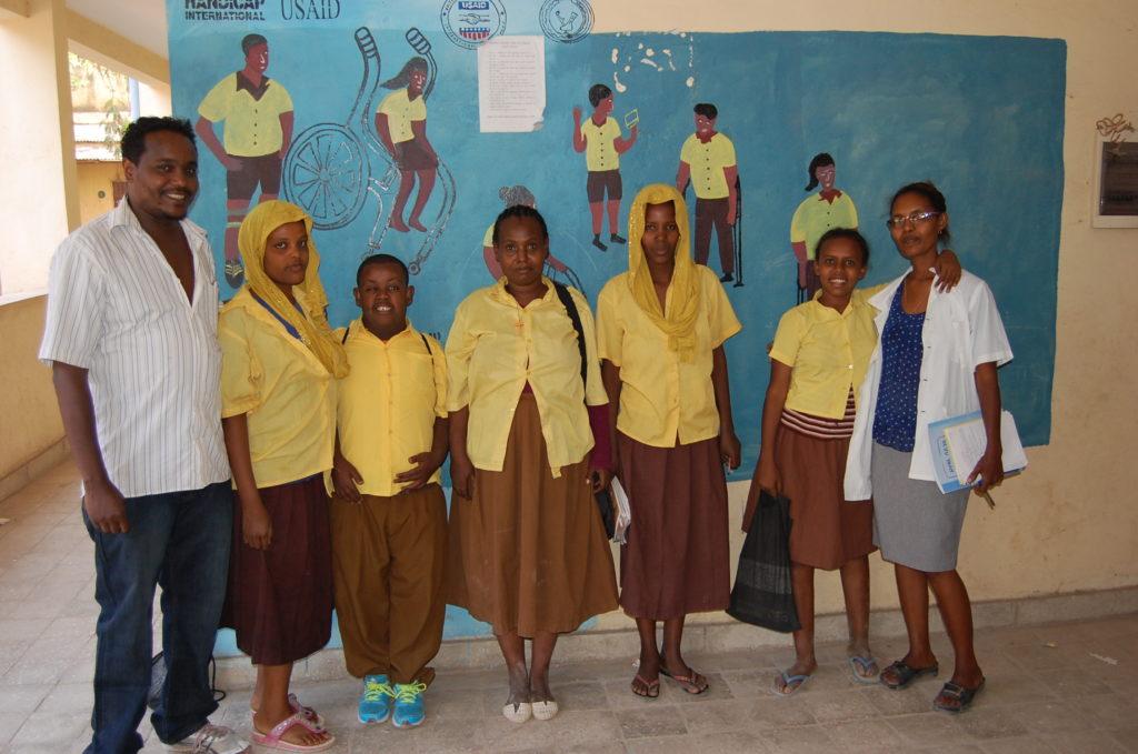 Projet Ethiopie - Handicap International & Bleu Voyages