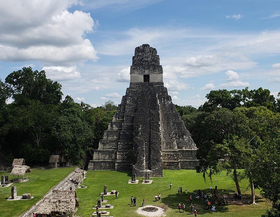 Site archéologique Maya