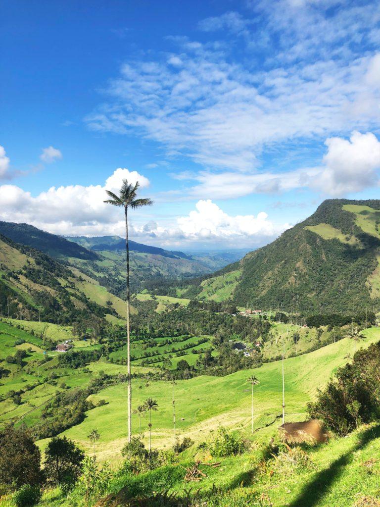 La Cité perdue de la communauté indigène en Colombie