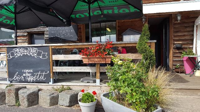 Restaurant au Puy-de-Dôme