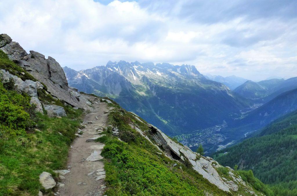 Paysage en Haute-Savoie