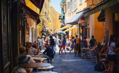 Ruelles du Vieux-Nice