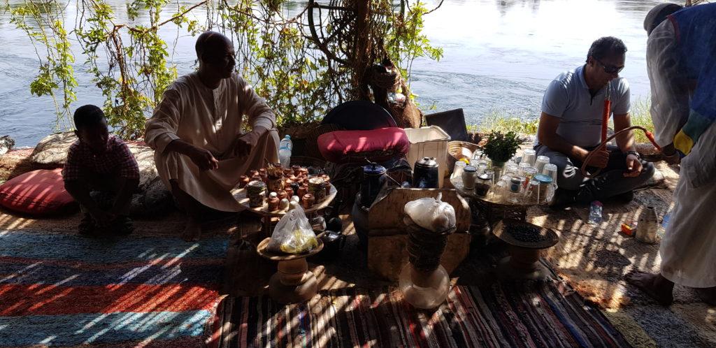 Egypte - chez l'habitant